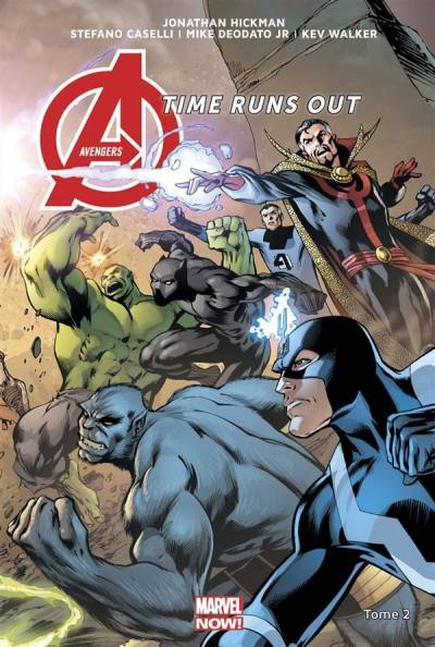 AVENGERS – TIME RUNS OUT #2