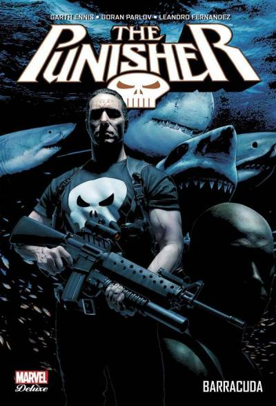 THE PUNISHER #4: BARRACUDA