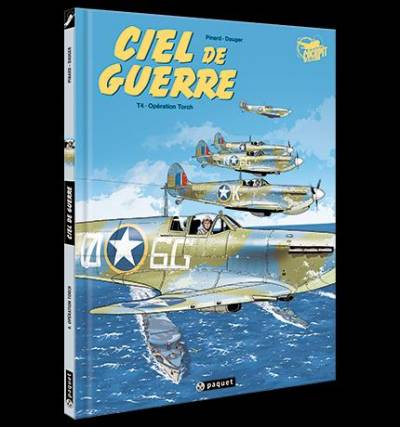 CIEL DE GUERRE #4: OPERATION TORCH