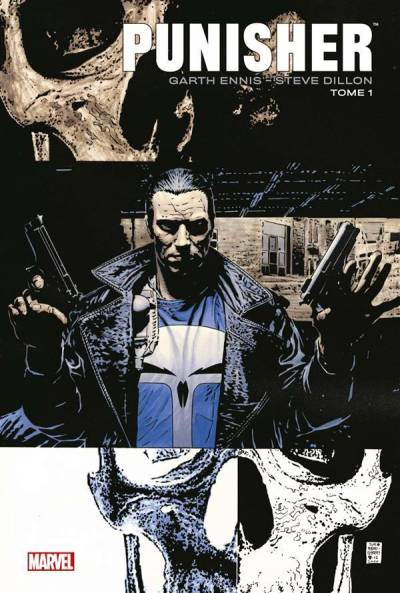 PUNISHER PAR ENNIS DILLON #1