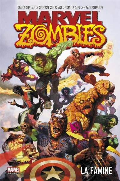 MARVEL ZOMBIES 1 – NE