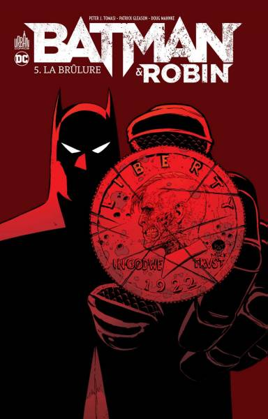 BATMAN & ROBIN #5