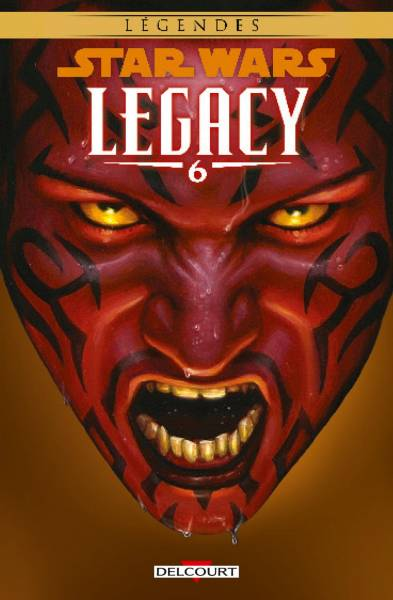STAR WARS – LEGACY #6: NED