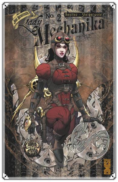 LADY MECHANIKA #2: REVELATIONS
