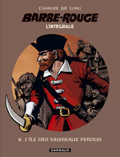 BARBE-ROUGE #8: INTEGRALE
