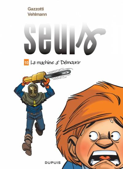 SEULS #10: LA MACHINE A DEMOURIR