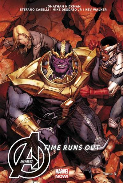 AVENGERS – TIME RUNS OUT #3