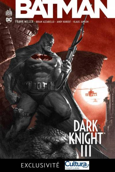 BATMAN DARK KNIGHT III #2
