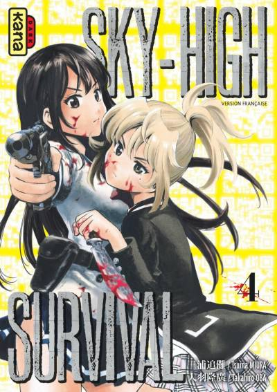 SKY-HIGH SURVIVAL #4