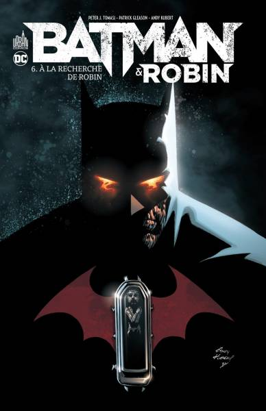 BATMAN & ROBIN #6