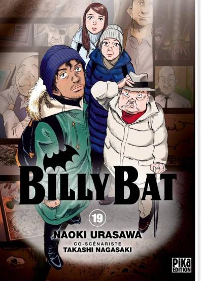 BILLY BAT #19