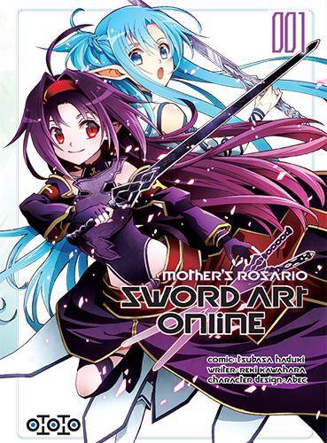 SWORD ART ONLINE – MOTHER'S ROSARIO #1