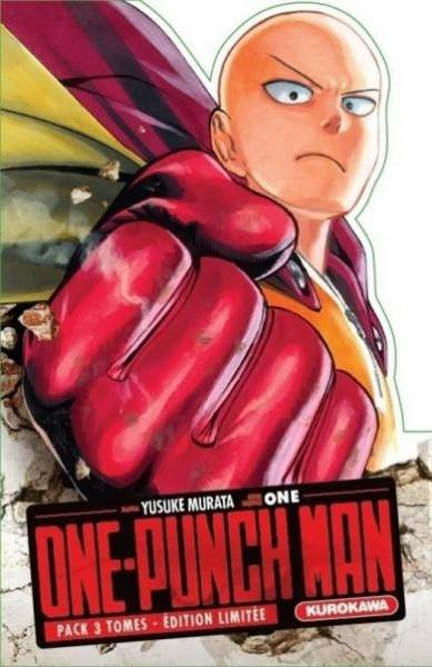 ONE-PUNCH MAN: COFFRET (1-2-3)