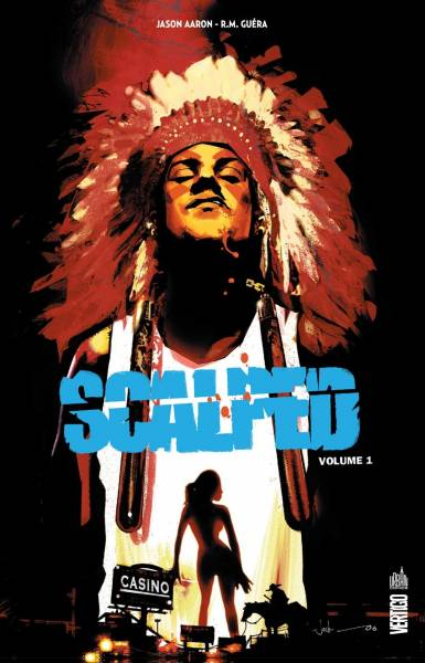 SCALPED #1: INTEGRALE