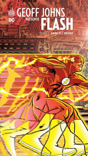 GEOFF JOHNS PRESENTE FLASH #1
