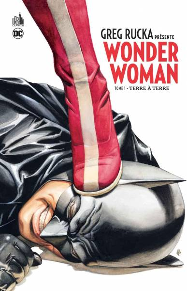GREG RUCKA PRESENTE WONDER WOMAN #1