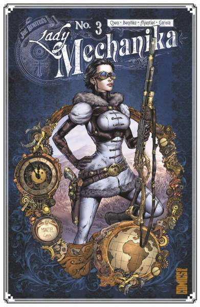 LADY MECHANIKA #3: LA TABLETTE DES DESTINEES