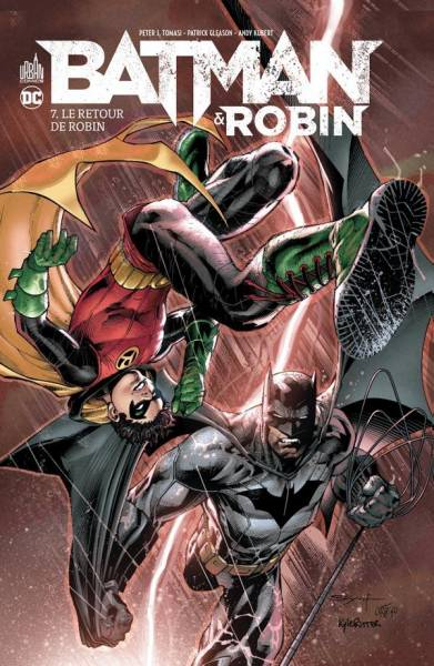 BATMAN & ROBIN #7