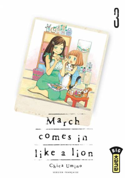 MARCH COMES IN LIKE A LION #3