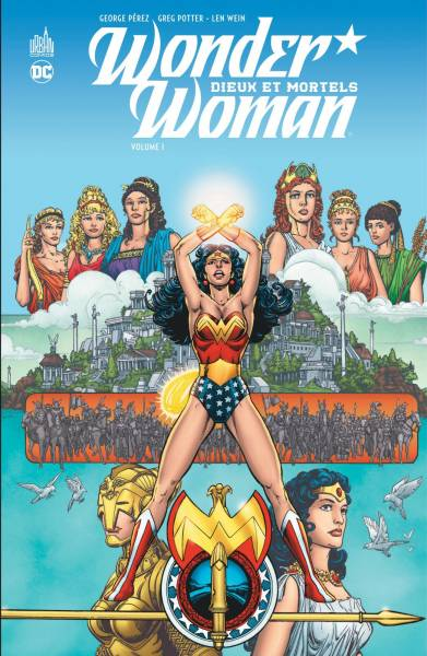 WONDER WOMAN DIEUX ET MORTELS #1