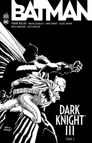 BATMAN DARK KNIGHT III #3