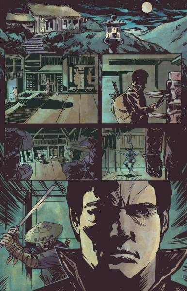 FIVE GHOSTS #2: LES RIVAGES OUBLIES