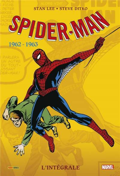 AMAZING SPIDER-MAN: INTEGRALE 1962-1963