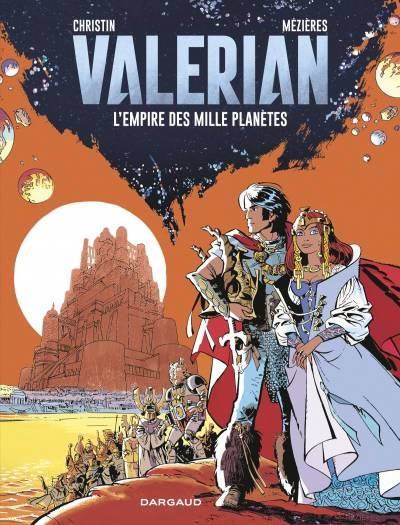 VALERIAN #2: EMPIRE DES MILLE PLANETES – EDITION SPECIALE