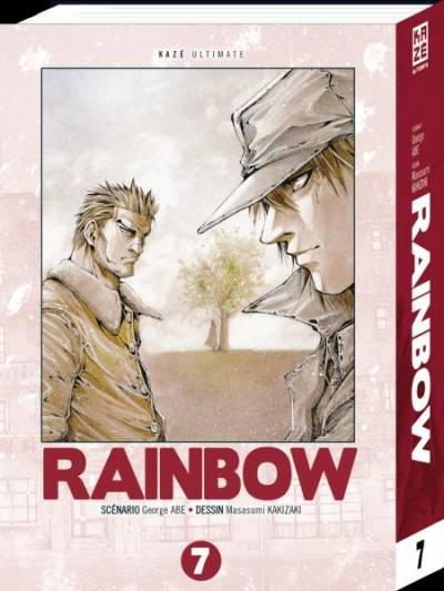 RAINBOW #7: EDITION TRIPLE