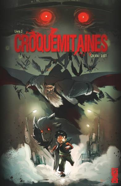 CROQUEMITAINES #2