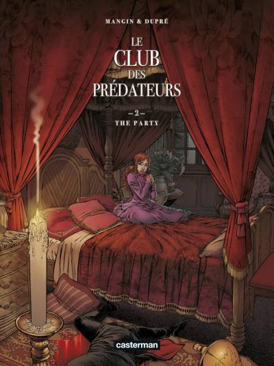 LE CLUB DES PREDATEURS #2: THE PARTY