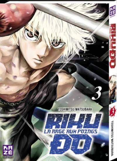 RIKU-DO, LA RAGE AUX POINGS #3