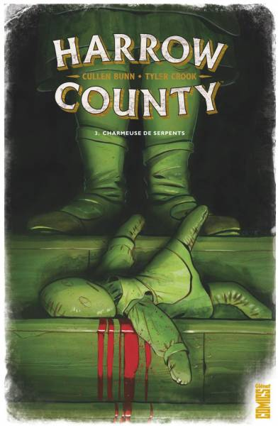 HARROW COUNTY #3: CHARMEUSE DE SERPENTS