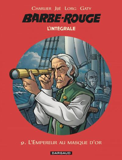 BARBE-ROUGE #9: INTEGRALE