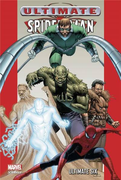ULTIMATE SPIDER-MAN #5: ULTIMATE SIX