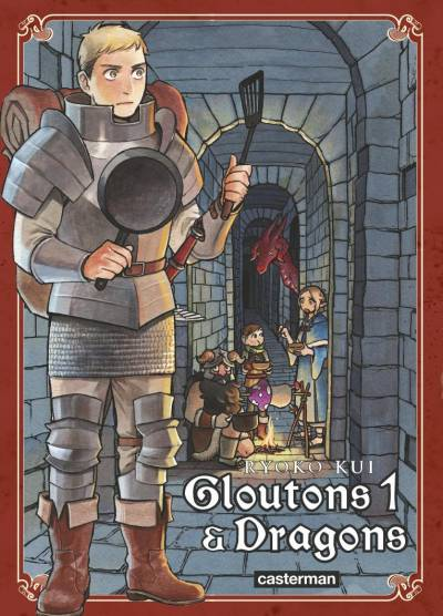 GLOUTONS ET DRAGONS #1