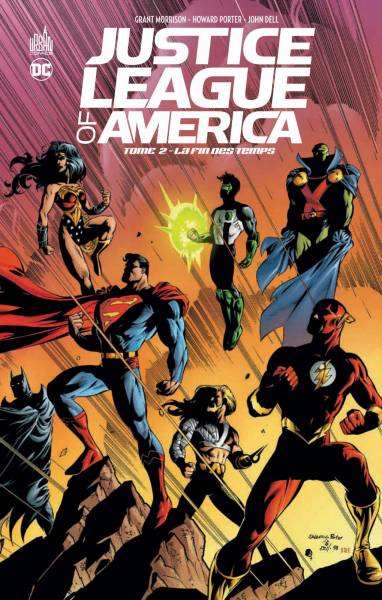 JUSTICE LEAGUE OF AMERICA #2: LA FIN DES TEMPS