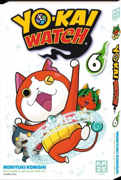YO-KAI WATCH #6