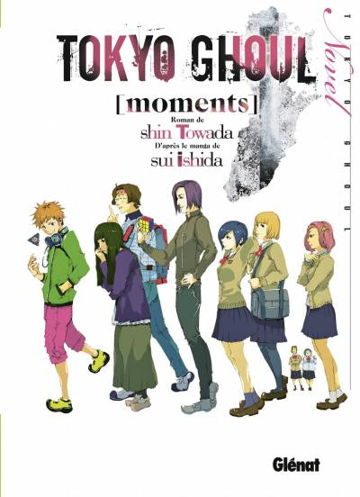 TOKYO GHOUL #1: ROMAN – MOMENTS