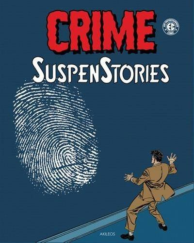 CRIME SUSPENSTORIES #3: (3)