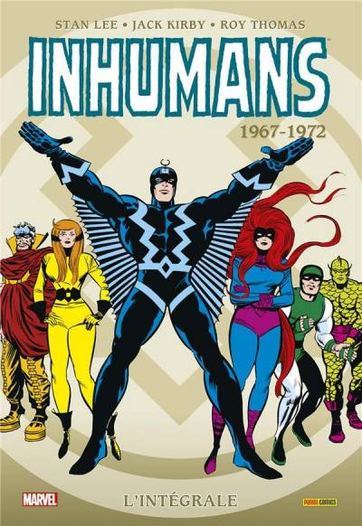INHUMANS: INTEGRALE 1967-1972