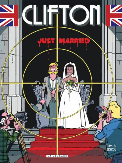 CLIFTON #23: JUST MARRIED