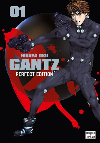 GANTZ #1: EDITION DOUBLE
