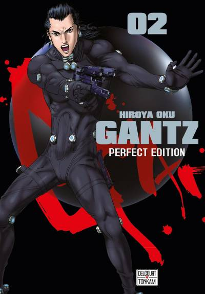 GANTZ #2: EDITION DOUBLE