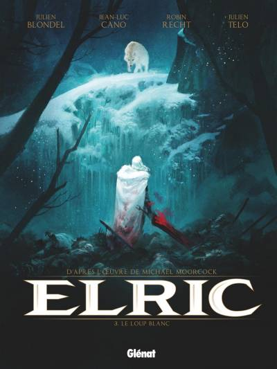 ELRIC #3: LE LOUP BLANC