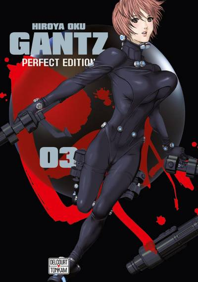GANTZ #3: EDITION DOUBLE