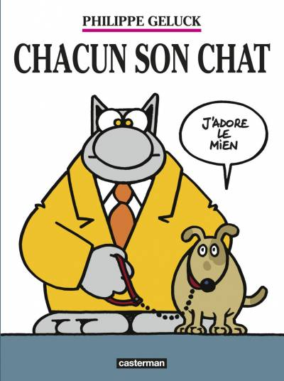 LE CHAT #21: CHACUN SON CHAT