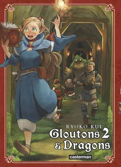 GLOUTONS ET DRAGONS #2