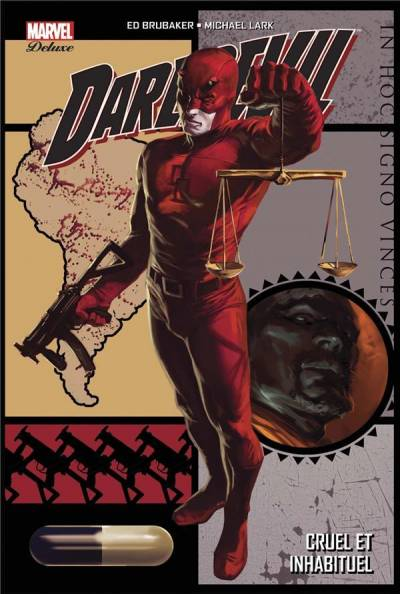 DAREDEVIL #3: CRUEL ET INHABITUEL