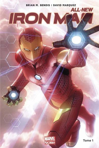 ALL NEW IRON MAN #1
